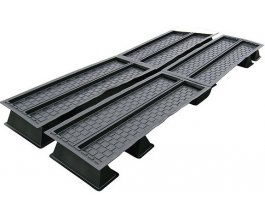 2Channel NFT Multi Duct Nutriculture MD604, 397x212,5x38cm