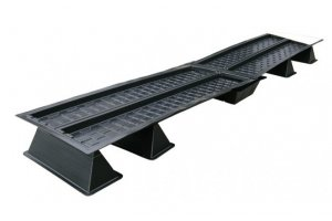 2Channel NFT Multi Duct Nutriculture MD802, 498x117x38cm